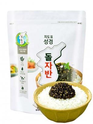 Copos de Alga Coreana con Sal de Nueva Zelanda 70 grs.
