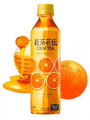 Té Negro con Zumo de Naranja y Miel 410 ml.