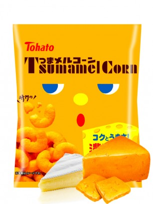 Snack Lovely Tohato Dos Quesos | Caramel Corn 72 grs