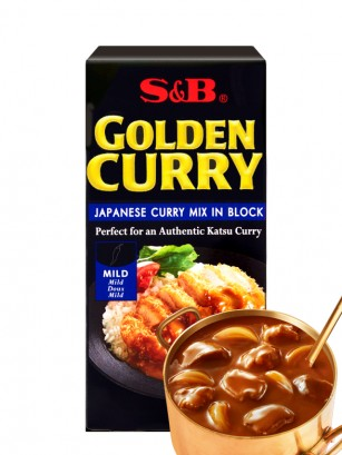 Curry Japonés con 35 Especias | Golden Curry | 5 raciones