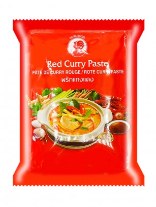 Curry Rojo en Pasta | 50 grs.