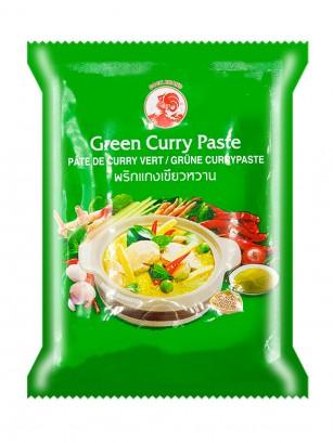 Curry Verde en Pasta | 50 grs.
