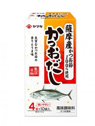 Caldo de Bonito en polvo, Dashi no Moto de Satsuma 40 grs.
