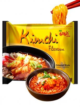Delicioso Ramen Tailandés de Kimchi 90 grs.