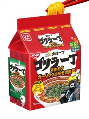 Demae Ramen Nihon Classic Sésamo | Pack Gorila 3 Unds. 288 grs.