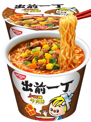 Demae Ramen Extra Big Bowl | Ternera Picante
