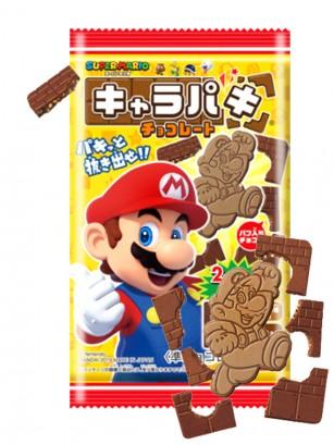 Chocolatina Crispy Toffee Puzzle Super Mario | 24 grs.