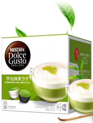 Cápsulas Matcha-Latte Dolce Gusto Japón | 16 Cápsulas