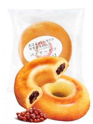Donut Japonés de Crema de Azuki | Receta de Niigata 65 grs