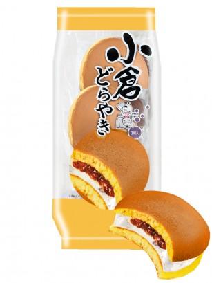Dorayakis de Crema y Azuki | 3 Unds.