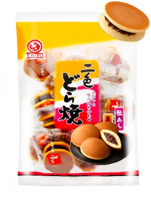 Mini Dorayakis de Crema de Azuki y de Castañas | Pack 265 grs