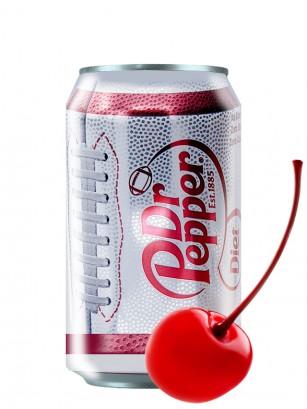 Dr. Pepper DIET | USA 355 ml.