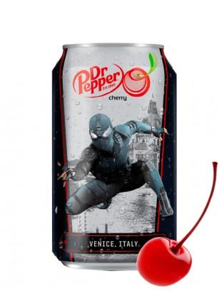 Dr. Pepper Cereza Intensa | Spider-Man: Lejos de casa