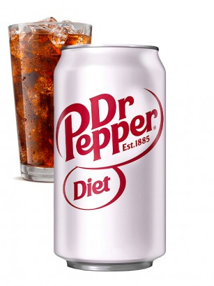 Dr. Pepper DIET | USA 355 ml.