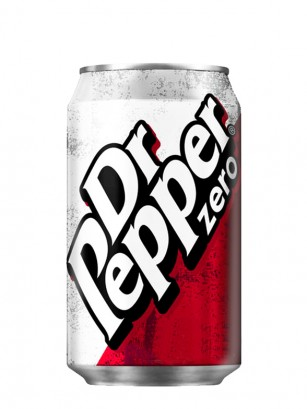 Dr. Pepper ZERO UK 330 ml.