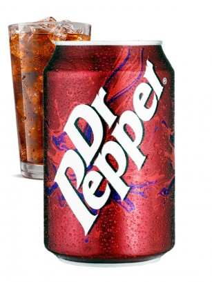 Dr. Pepper UK 330 ml.