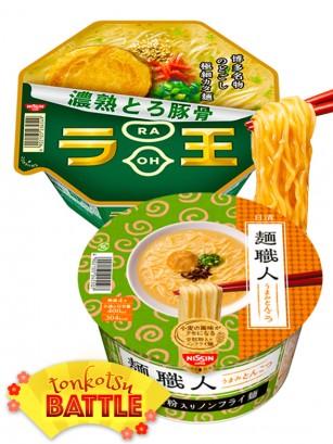 BATTLE OFERTA | Ramen Tonkotsu Emperador & Ramen Tonkatsu Artesano