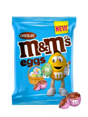 Huevos M&M's de Chocolate 80 grs