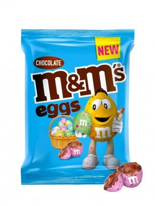 Huevos M&M's de Chocolate 80 grs