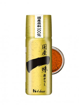 Shichimi Karagashi Gold 16 grs.