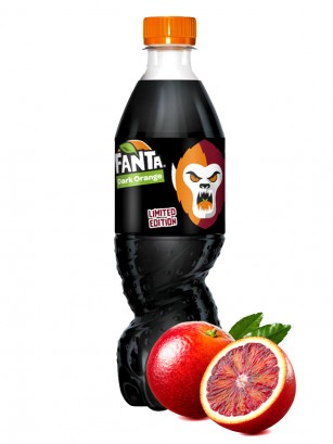 Fanta Oscura Dark Orange | Halloween Special 500 ml