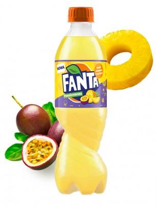 Fanta Piña y Fruta de la Pasión 500 ml