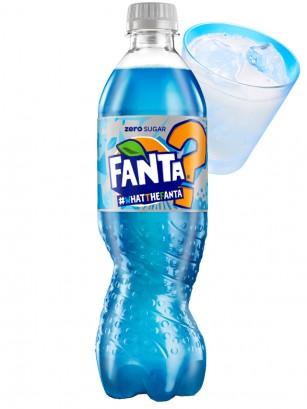 Fanta Misterio Azul | 500 ml