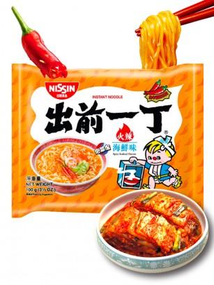 Demae Ramen Nihon Marisco Picante Kimchi | 100 grs