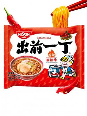 Demae Ramen Nihon Classic Sésamo y Shoyu Picante 100 grs.