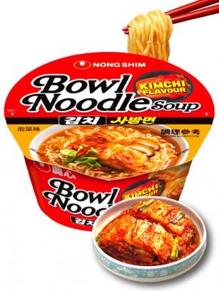 Fideos Ramen Coreanos con Salsa Kimchi | Bowl Edit 100 grs.