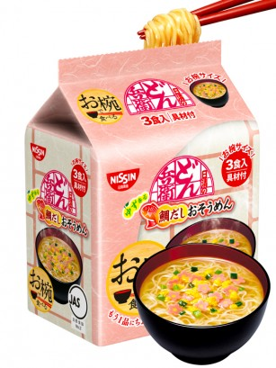 Fideos Ramen Donbei Tai-Dashi Sakura | Pack de 3 | 96 grs