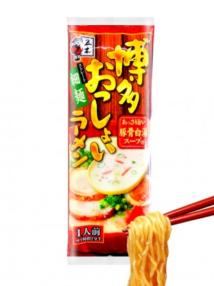 Fideos Ramen Vegetarianos Hakata Gion Yamakasa 104 grs