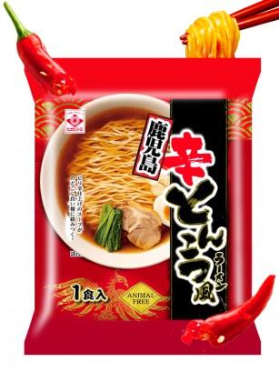 Ramen Tonkotsu Picante | Receta de Kagoshima | Veganos 78 grs.