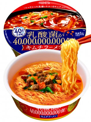 Fideos Ramen Kimchi | Ácido Láctico 100 grs.