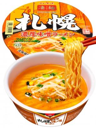 Fideos Ramen Miso Hokkaido Tradición | Big Bowl 162 grs