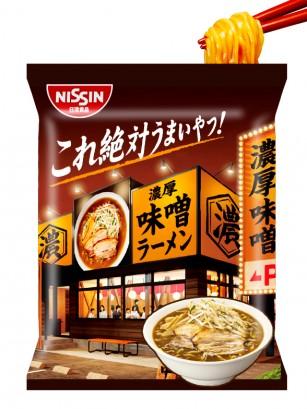 Fideos Ramen Miso y Salsa de Soja | Kore Zettai | 97 grs