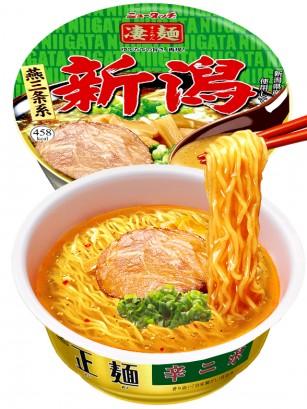 Fideos Ramen Tonkotsu Niigata Tradición | Big Bowl 124 grs. | Pedido GRATIS!