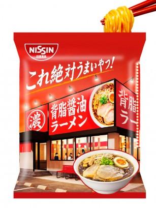 Fideos Ramen Pollo Salsa de Soja | Kore Zettai | 100 grs.