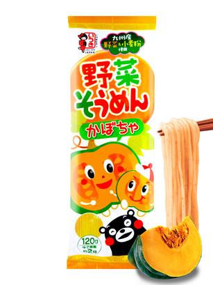 Fideos Sōmen de Calabaza de Kyushu 120 grs