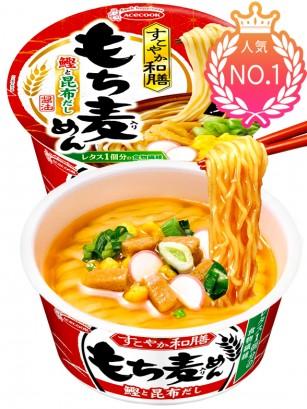 Fideos Ramen Mochi  Usagi Dashi Naruto 80 grs