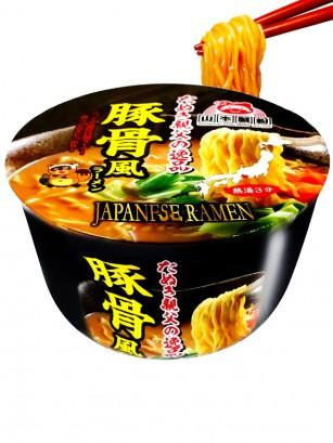 Fideos Ramen Yamamoto de Cerdo | 91 grs
