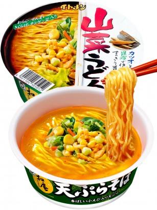 Fideos Udon de Shoyu Dashi no Moto | Itomen Bowl 80 grs.