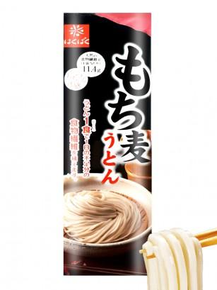 Fideos Udon Mochi de Trigo y Arroz Glutinoso 270 grs