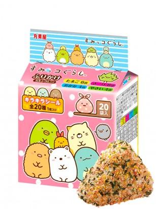Condimento Furikake Bento Receta Sumikko | 4 Sabores 50 grs