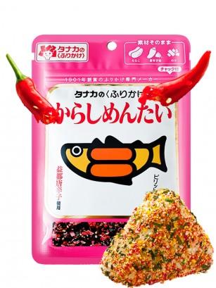 Furikake Bento de Mentaiko Picante 21 grs
