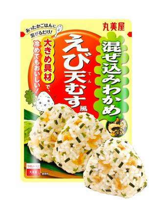 Condimento Bento Furikake Wakame y Gambas 31 grs