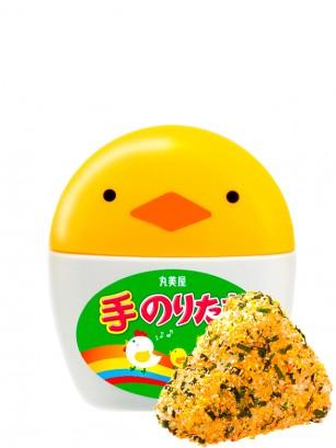 Condimento Bento Furikake Noritama | Dispensador Kawaii 20 grs