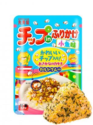 Condimento Bento Furikake Naruto de Noritama 24 grs
