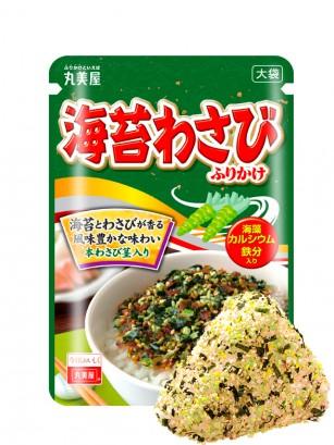 Condimento Bento Furikake Wasabi de Noritama 22 grs
