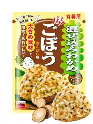 Condimento Bento Furikake Wakame y Bardana 31 grs